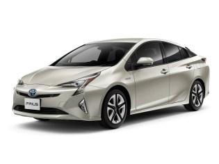 Bridgestone ECOPIA y TURDANZA elegidos como equipo original de Toyota Pirus 2016