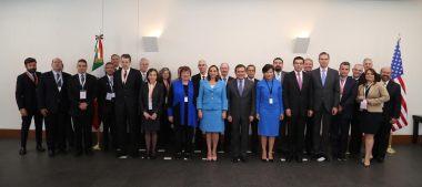 Concamin participa en el Diálogo Económico de Alto Nivel