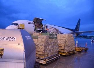 UPS transportará 100 millones de flores durante el día de San Valentín