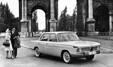 BMW festeja 100 años