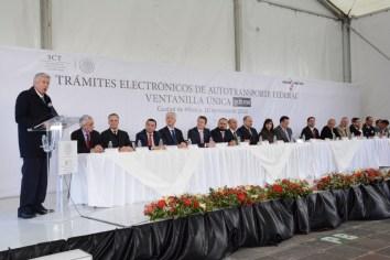 SCT pone en marcha Ventanilla Única para el Autotransporte Federal