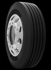 Firestone presenta nueva llanta de camión FS561