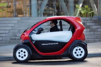 """Nissan presenta su concepto de """"micromovilidad"""" en Nueva York"""