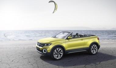 Volkswagen estrena mundialmente el T-Cross Breeze y el Nuevo up!