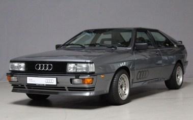 Audi lucirá museo rodante con autos clásicos durante el Rally Maya México