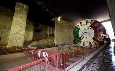SCT supervisa avances del Tren Ligero de Guadalajara