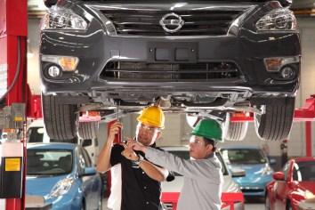 Nissan Posventa, más servicio para los clientes