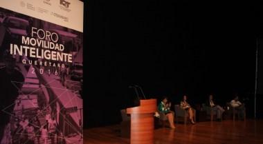 Realizan el primer encuentro de Movilidad Inteligente en Querétaro