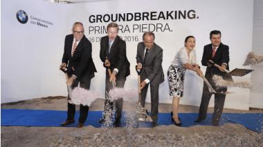 BMW Group Inicia obras de nueva planta en México
