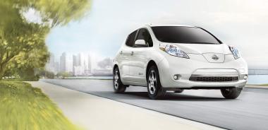 Nissan LEAF, proveedor de energía