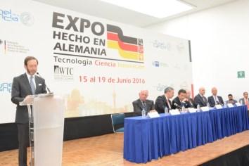 Inicia Expo Hecho en Alemania