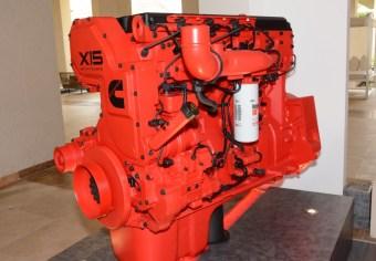 Cummins presenta el X15, un nuevo motor para el mercado mexicano