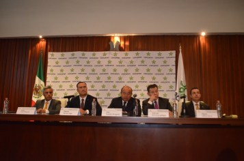 CONCAMIN presenta informe e iniciativas para fortalecer la industria y economía del país
