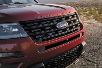 Ford Explorer Sport 2017 llega a México