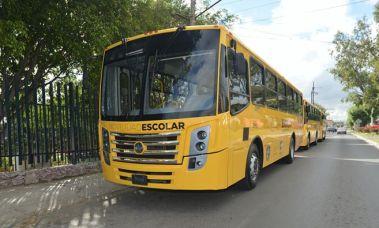 Unidades Volkswagen para el transporte escolar de Querétaro