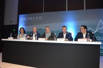 Grupo Daimler alcanza el liderazgo durante 2016