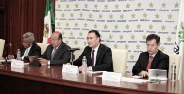 Concamin presenta radiografía de la industria mexicana
