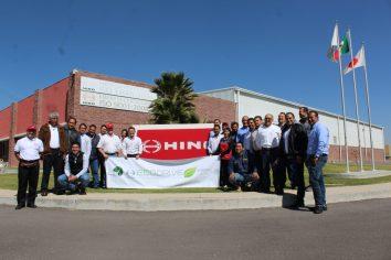 Hino Motors, en pro del medio ambiente