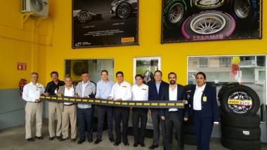 Pirelli y Car Master inauguran servicio Premium en Tampico