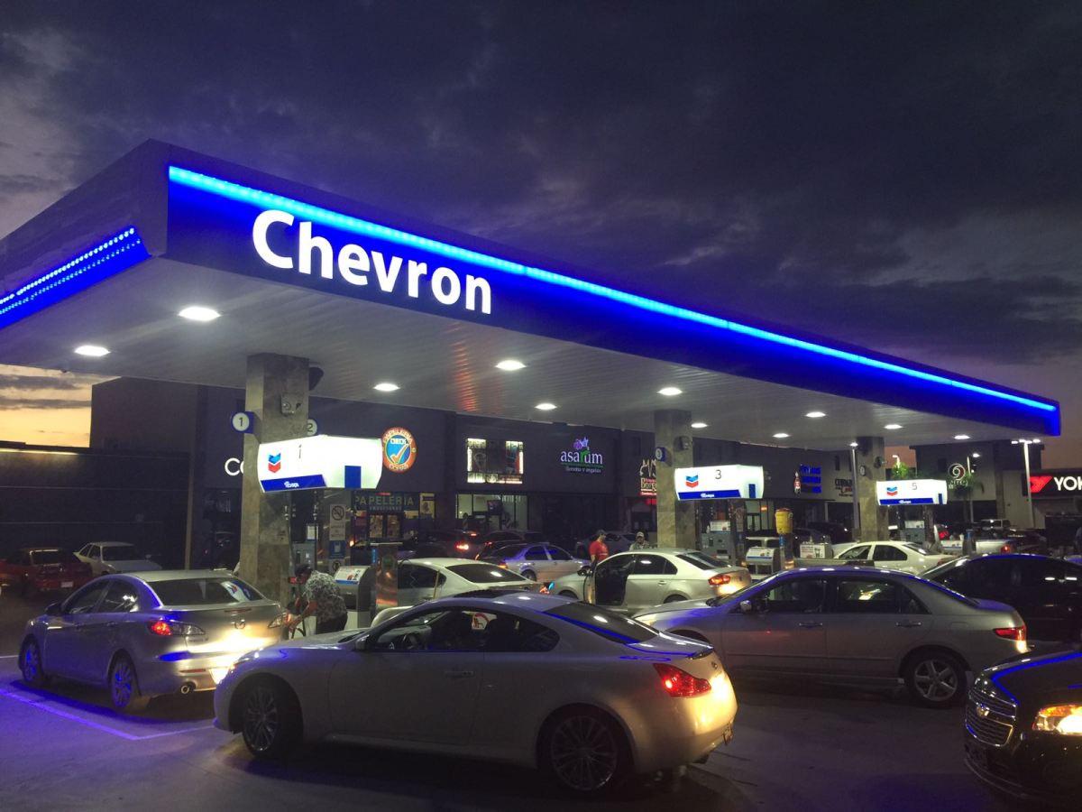Chevron abre su primera estación de servicio en Hermosillo, Sonora
