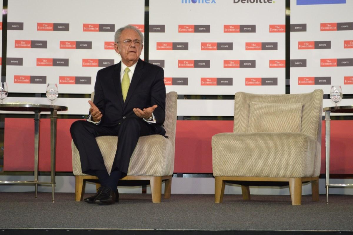 Consulta sobre NAIM será a nivel nacional: Javier Jiménez Espriú