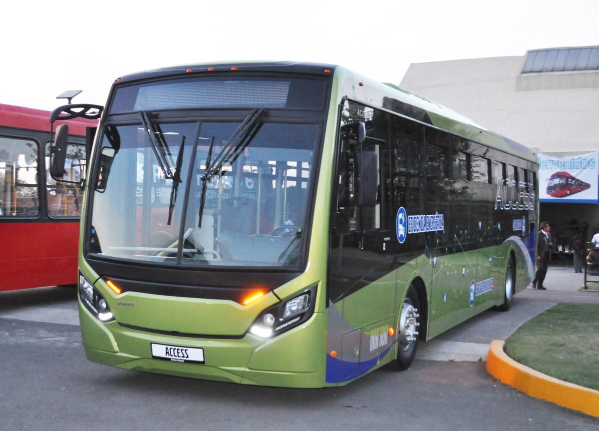 Gana Volvo Buses licitación por 70 unidades para RTP