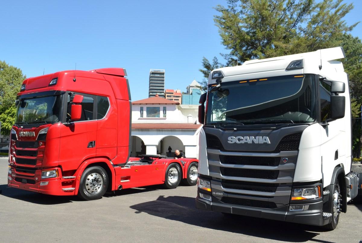 Scania pisa el acelerador en el segmento de carga