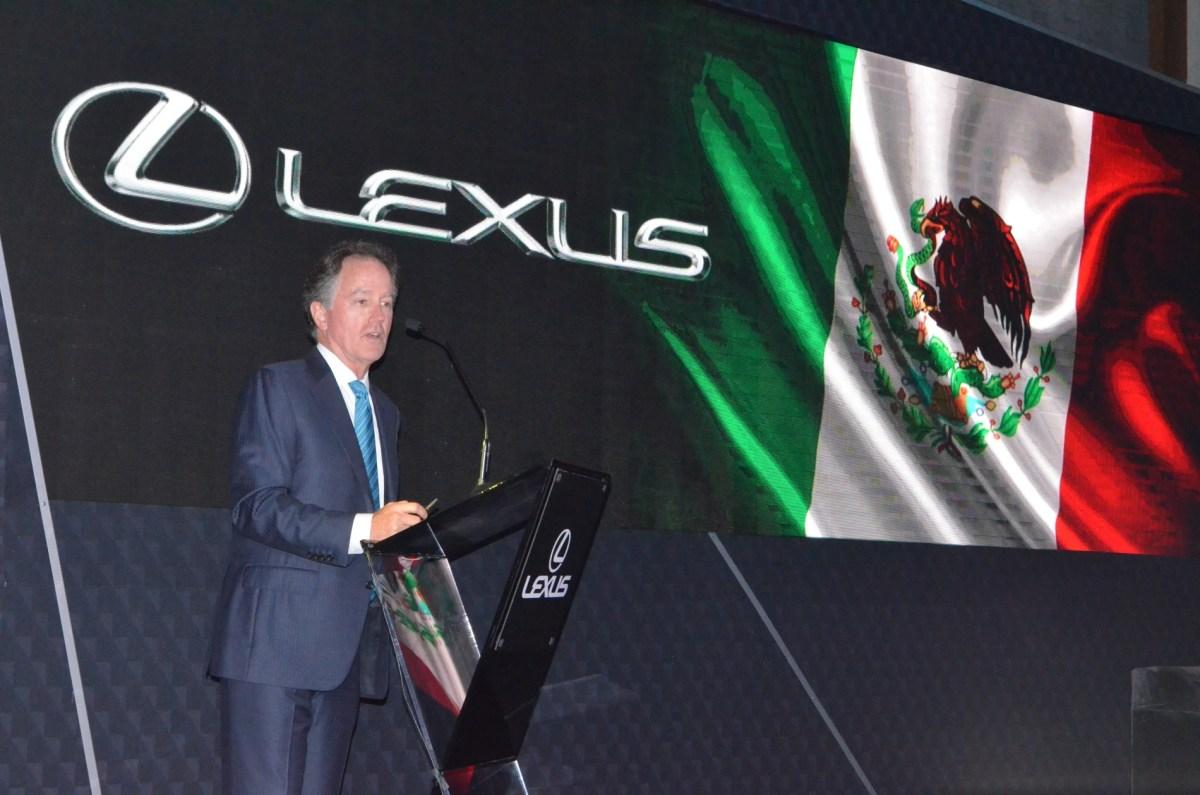 Marca Lexus llegará a México en 2021