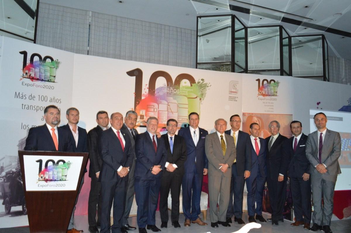 Expo Foro 2020: 100 años del autotransporte de pasajeros en México