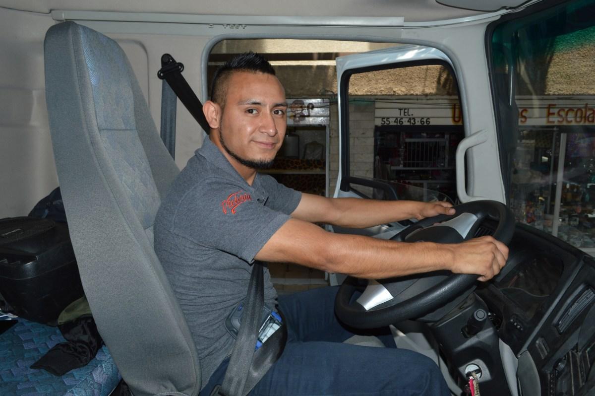 Conductores, cómodos con el camión eléctrico BYD