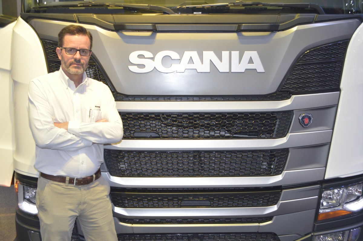 Scania Driver Coaching para un mejor desempeño al volante