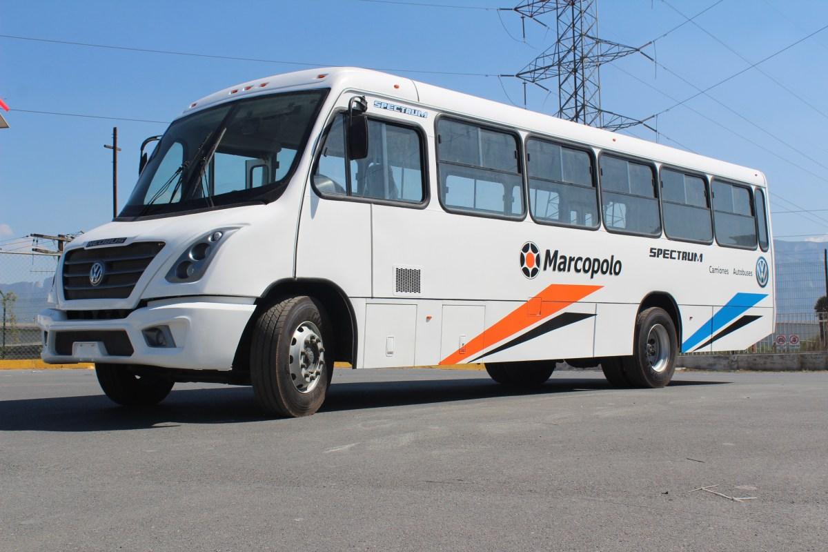 Volksbus 14.190 SCD, un «Huracán» ahora con Marcopolo