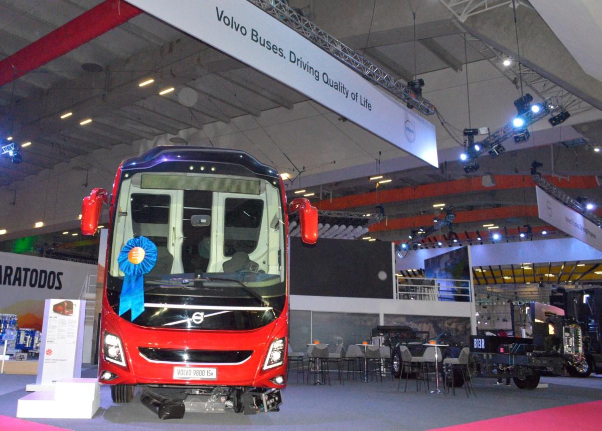 Volvo Buses cerrará un año «sin precedentes» en ventas