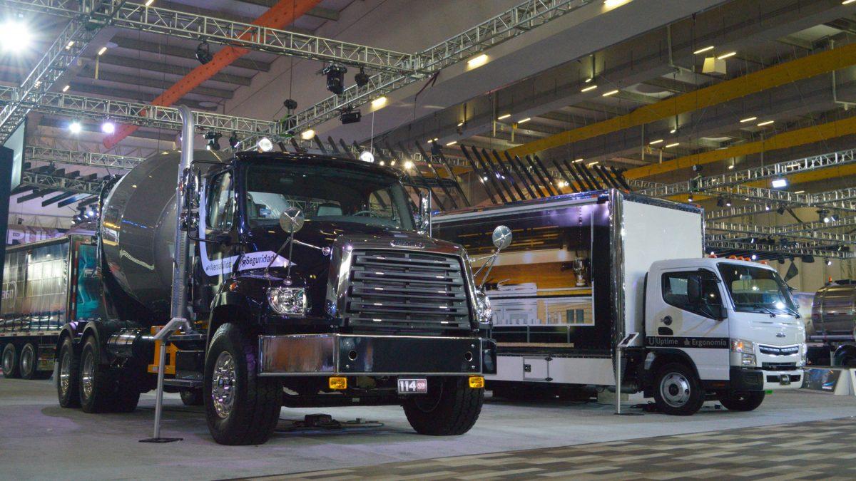 Freightliner, con soluciones integrales en Expo Transporte