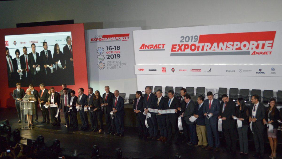 ¡Expo Transporte ANPACT debuta en Puebla!