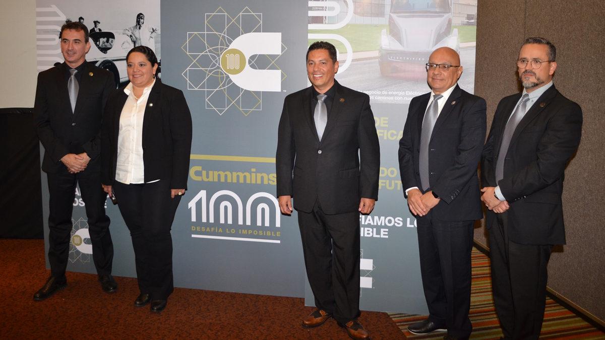 Cummins, con cifras récord en México