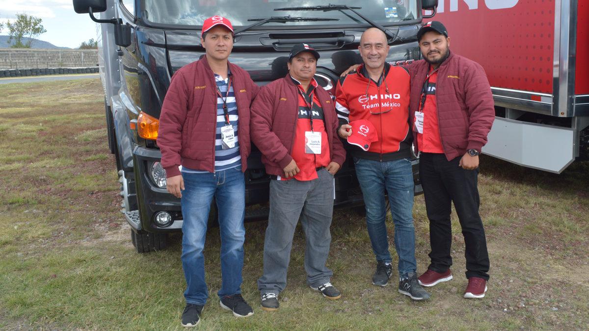 Concurso Hino ECODRIVE, fuente de conocimiento para conductores