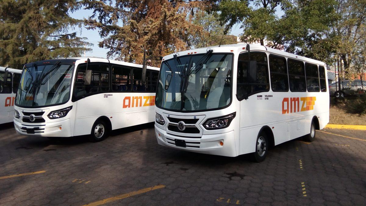 VW Camiones y Autobuses contribuye a mejorar la movilidad del Edomex