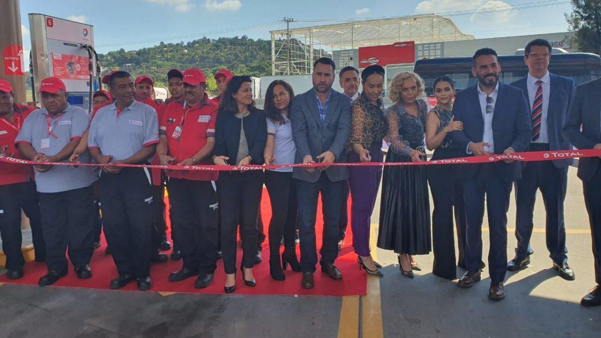 Total México inaugura 23 gasolineras en Jalisco