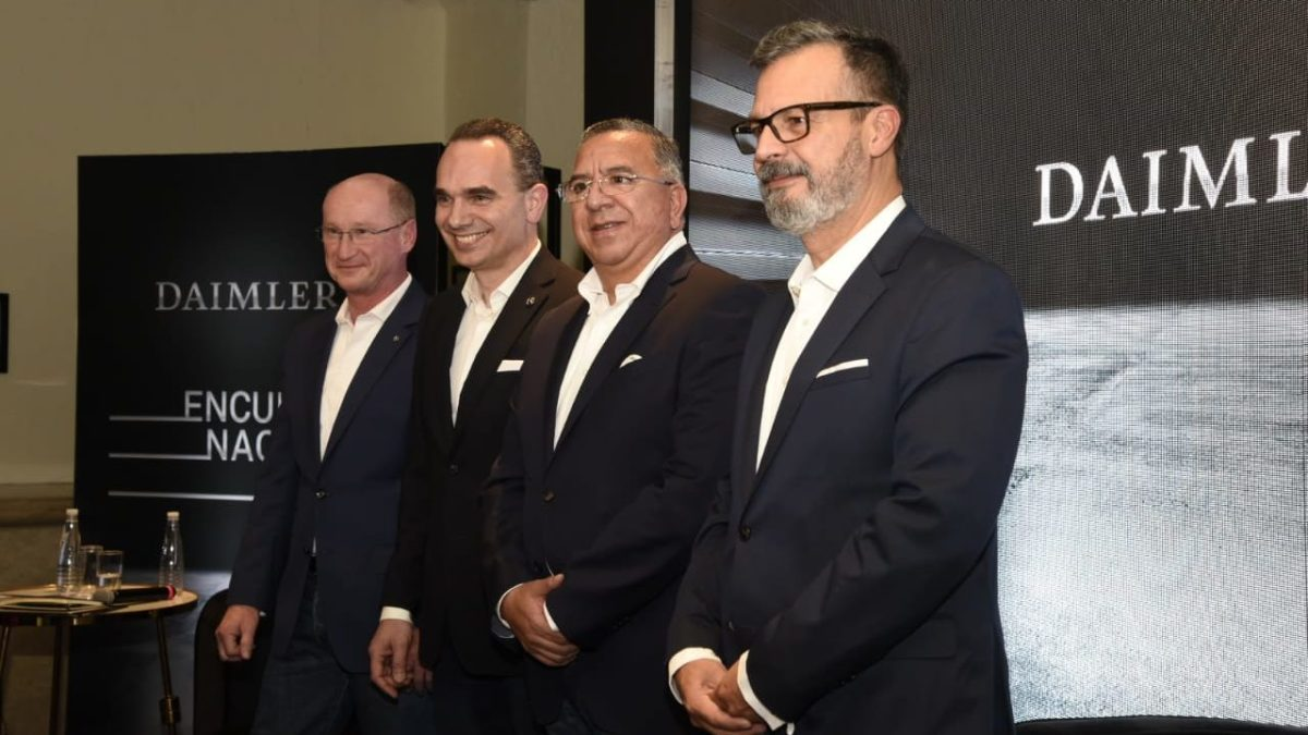 2019, otro año de liderazgo para Grupo Daimler