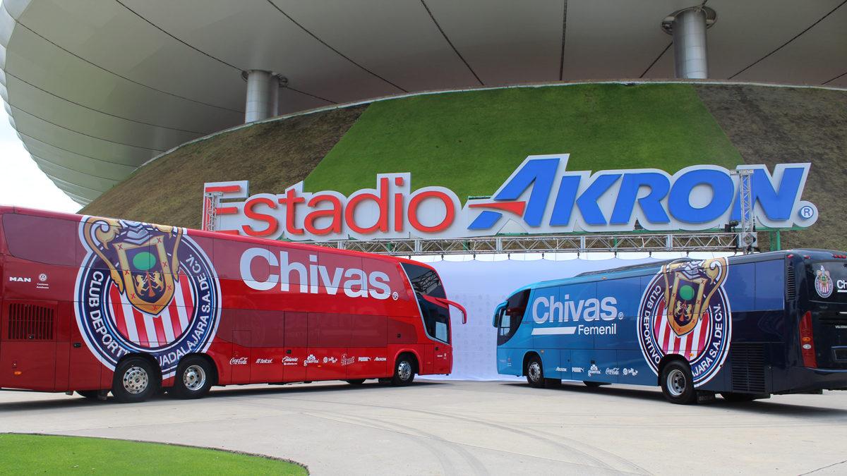 MAN Truck & Bus transporta a los campeones de México