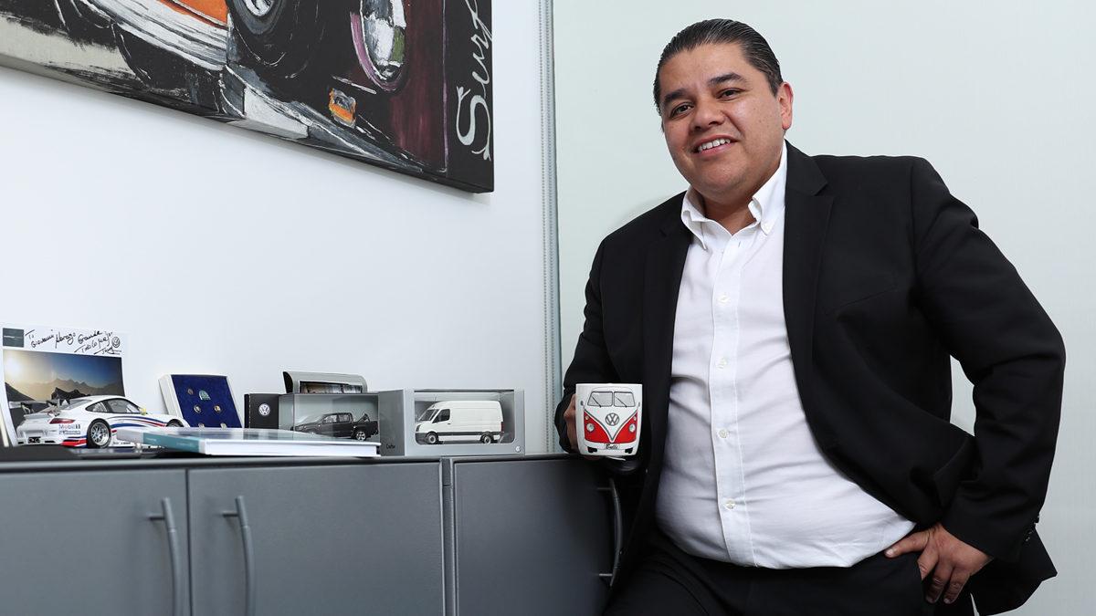 Giovanni Juárez, nuevo Director Comercial de MAN Truck & Bus México
