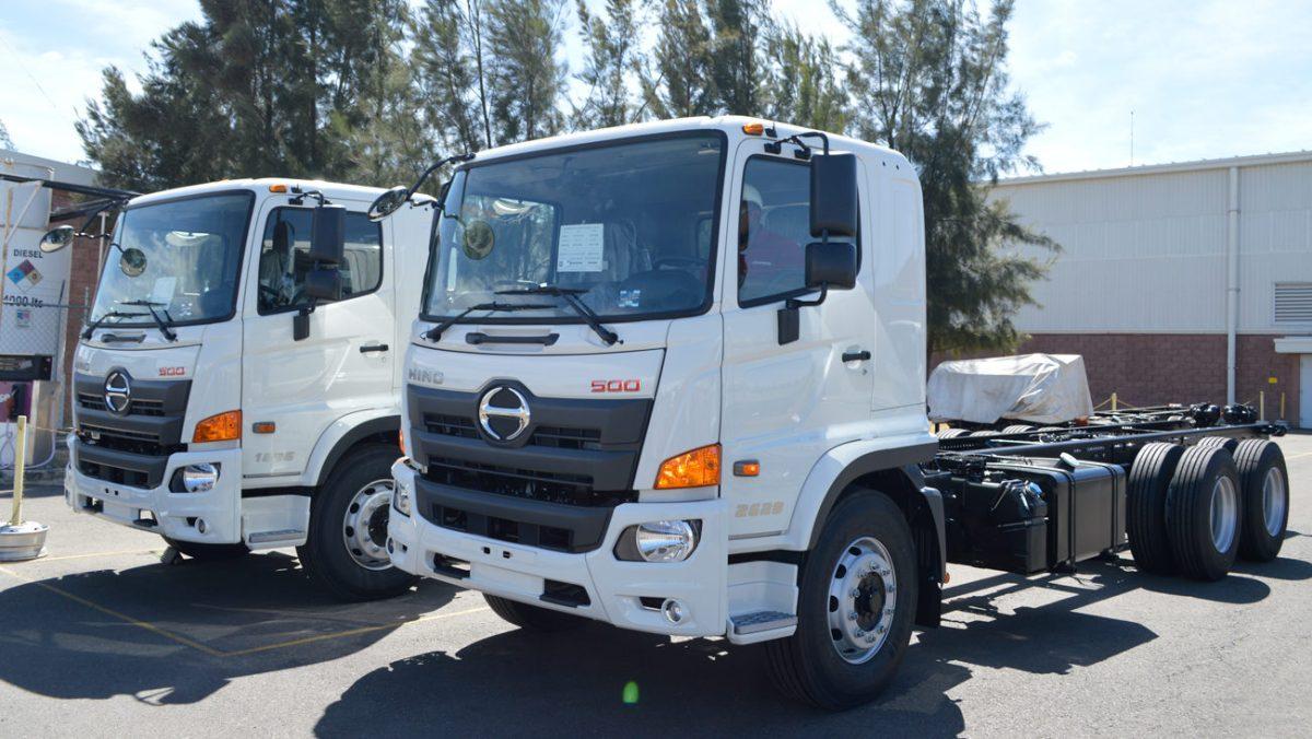 Calidad méxico-japonesa, el éxito de los camiones Hino
