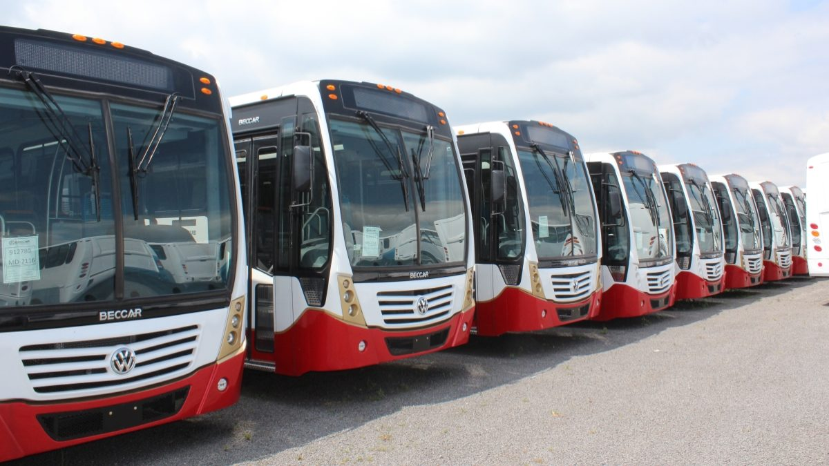 Retiran 180 autobuses en Celaya por baja en la demanda