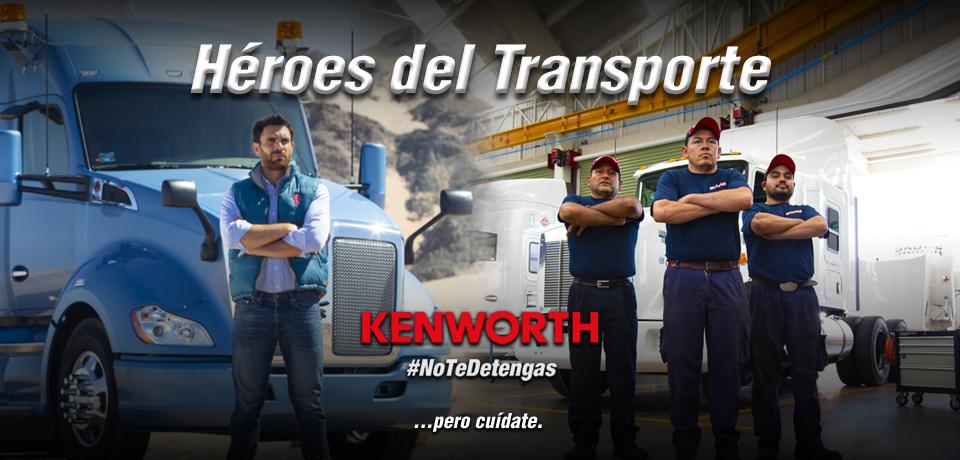 Red de Concesionarios Kenworth funciona al 100 % durante contingencia