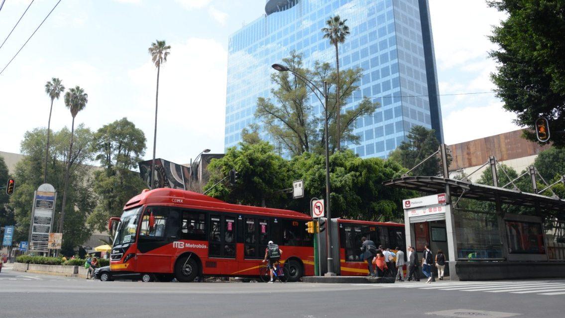Establece Metrobús medidas de sana distancia en terminales