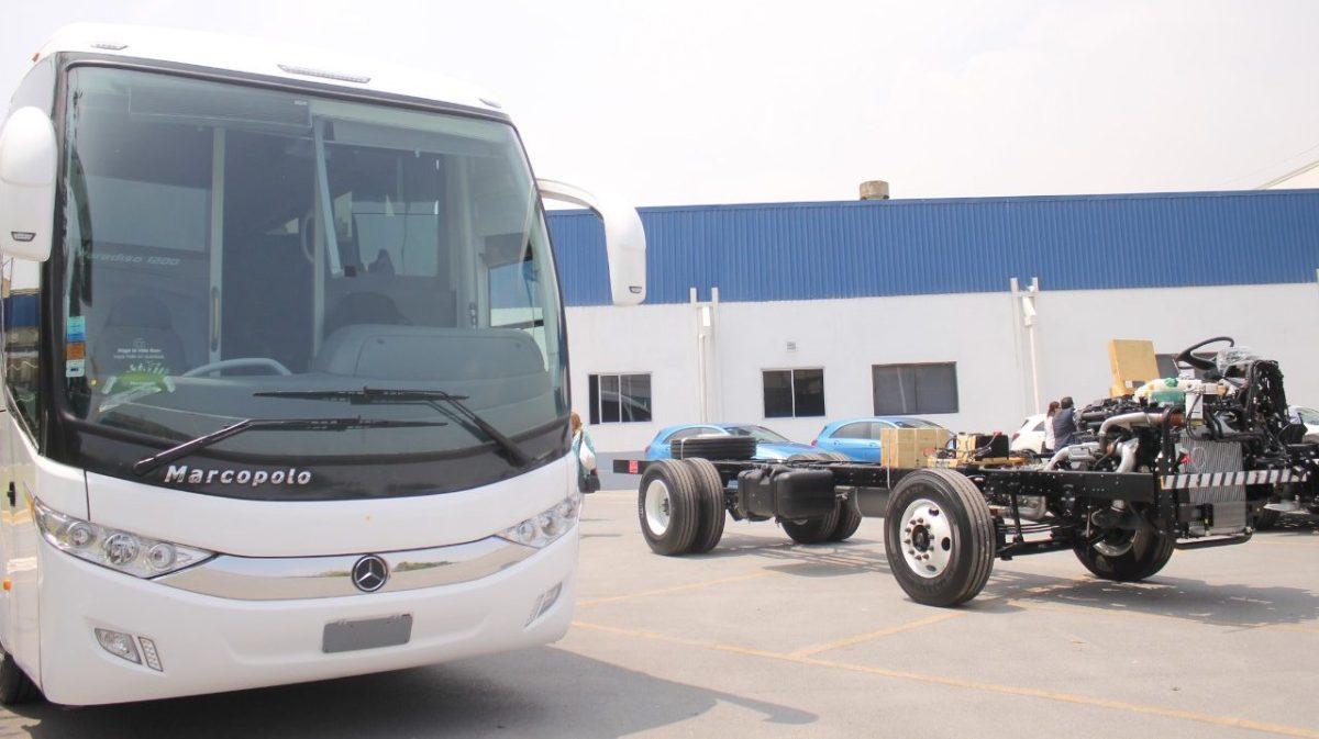 Reconocen a MB Autobuses como empresa incluyente