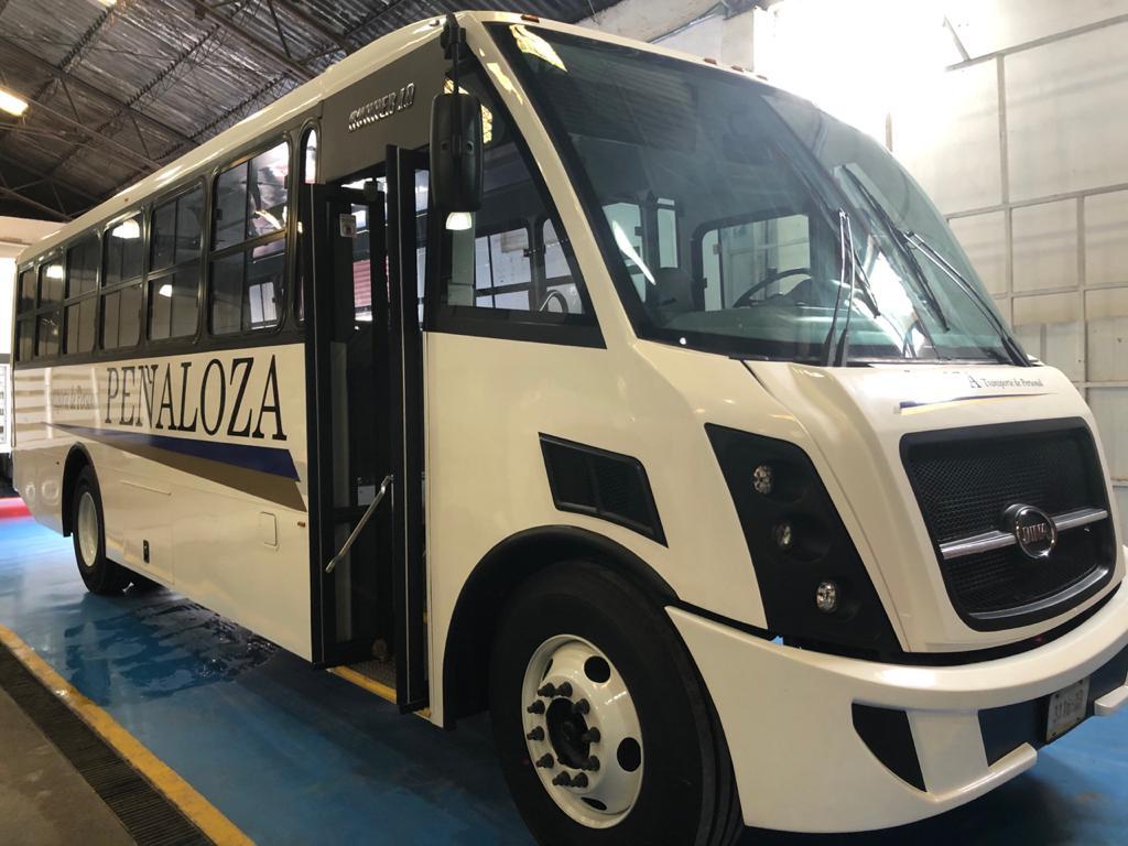 Transportes Peñaloza estrena DINA RUNNER