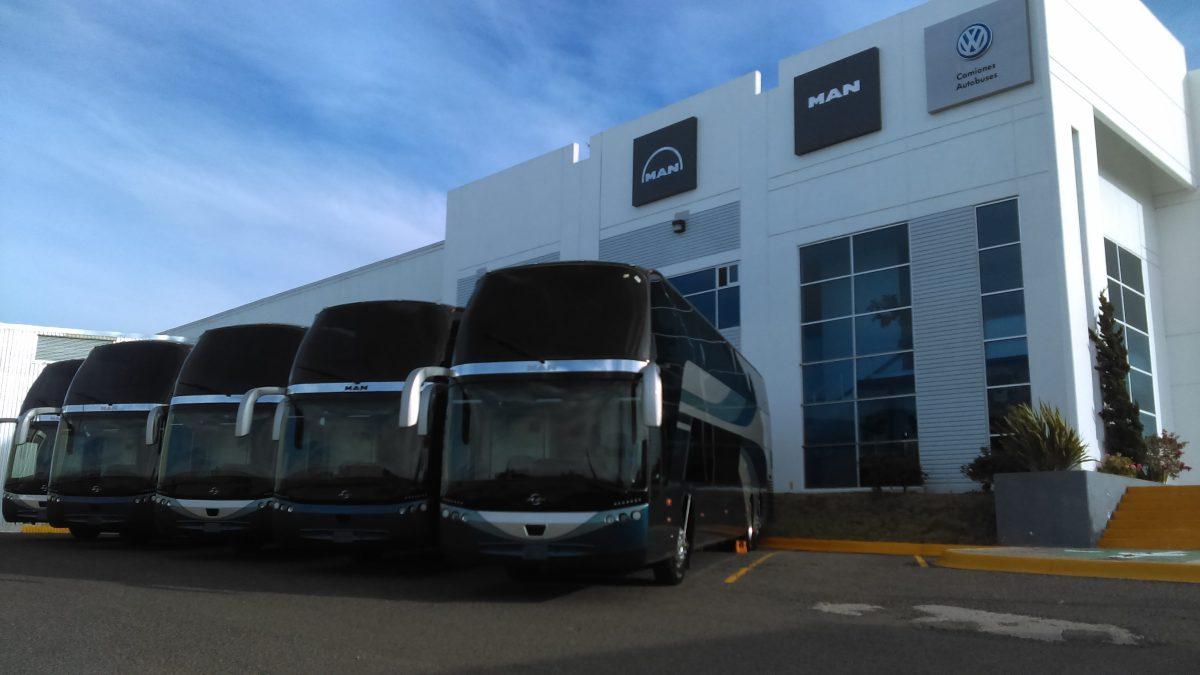 Reinicia MAN Truck & Bus operaciones en México