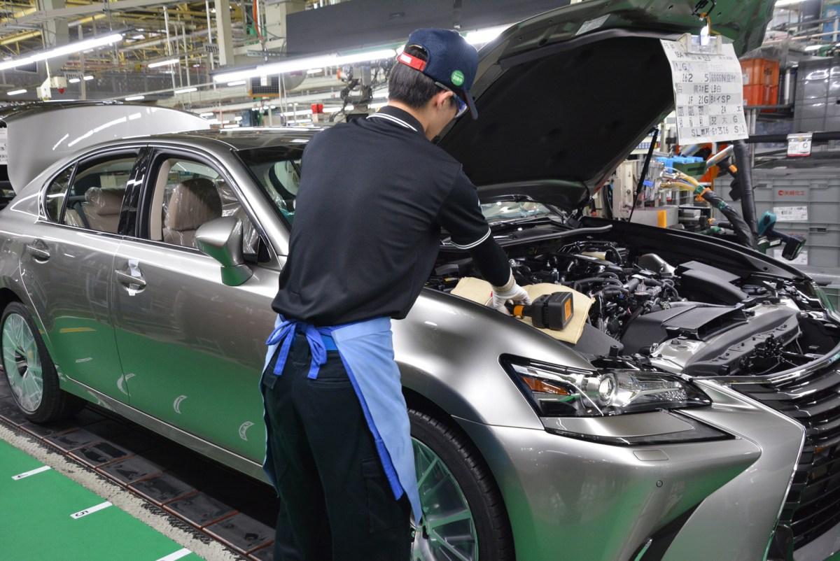 Producción de vehículos ligeros, con resultados positivos en marzo de 2021
